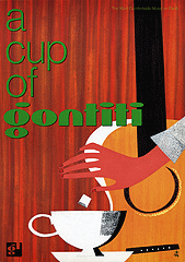 a cup of gontiti