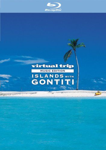 virtual trip MUSIC EDITION ISLANDS with GONTITI